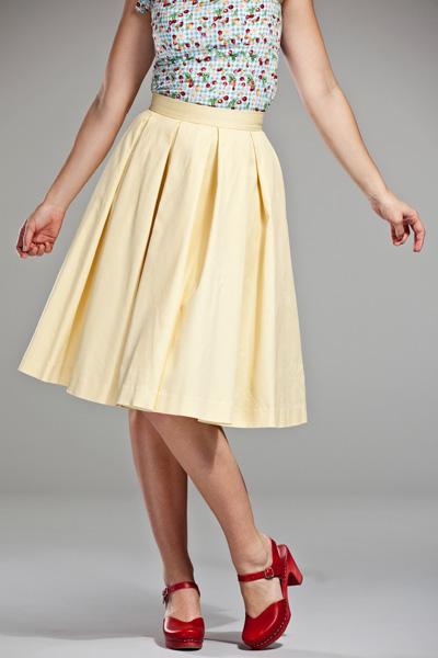 7353c1a388c2 Acheter maintenant · Jupe ample jaune