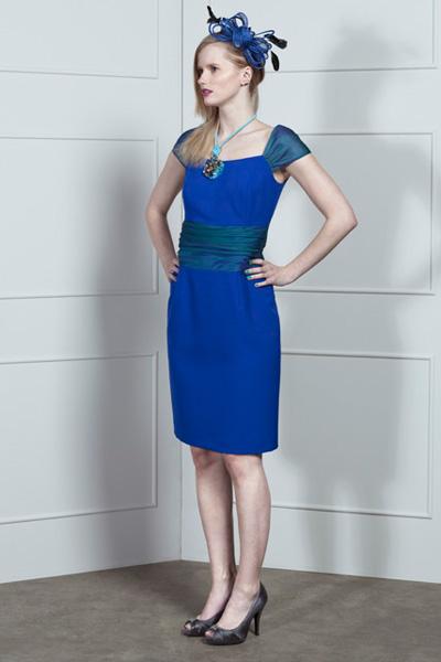5a2e16ab00ea Robe bleu chic robe charleston