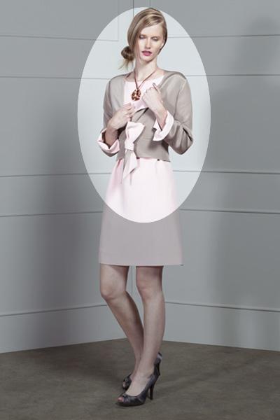 84d8e9aba123a Mode chic haut de gamme, robe chic raffinée Isabel Graham - - veste ...